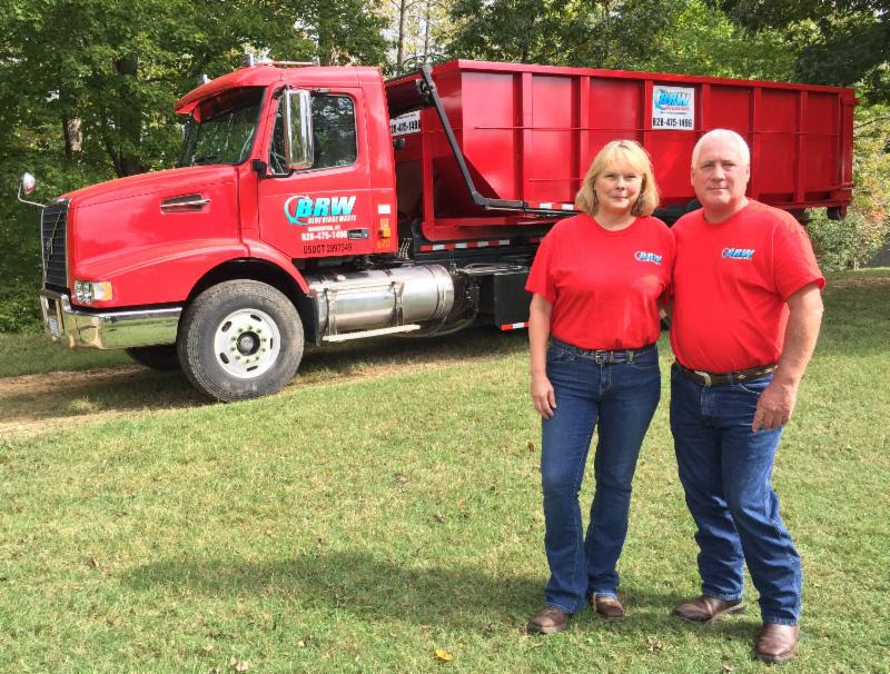 Owners of Blue Ridge Waste